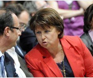 Martine Aubry et Ségolène Royal, les femmes qui manquent au gouvernement