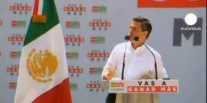 Mexique : victoire de Peña Nieto à l'élection présidentielle