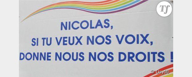 Mariage gay : les homosexuels de l'UMP écrivent à Copé