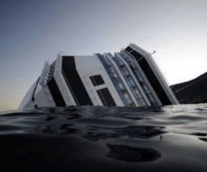 Costa Concordia : la boîte noire était en panne