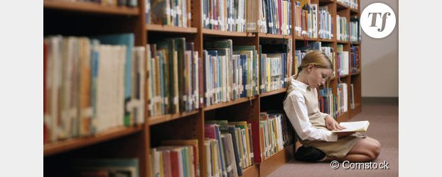 Les filles lisent plus que les garçons