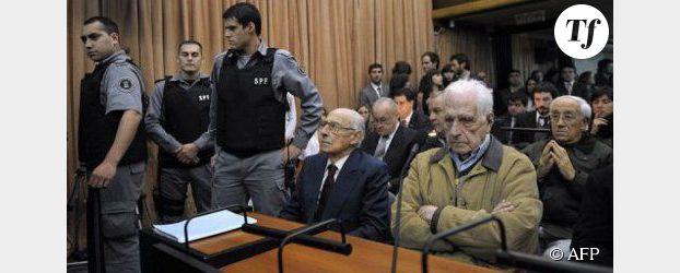 Bébés volés de la dictature argentine : deux responsables condamnés