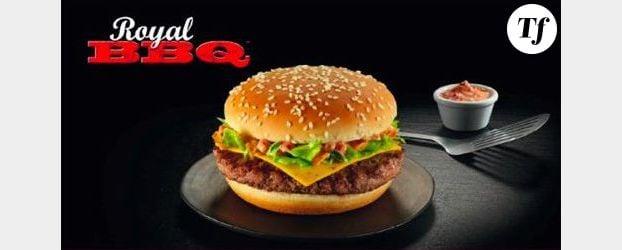McDonald's : le Royal Barbecue bientôt dans les restaurants