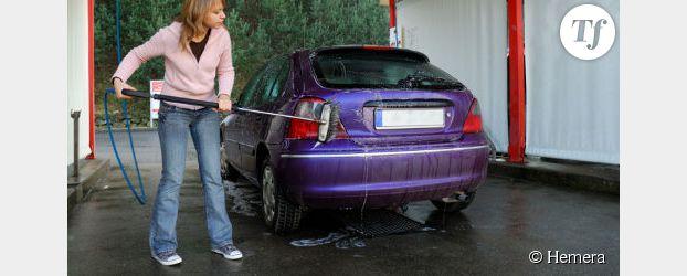 61% des conductrices s'occupent de l'entretien de leur voiture
