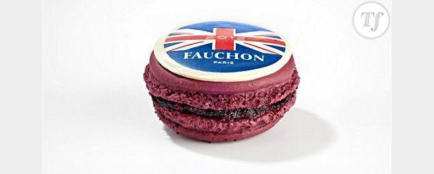 JO Londres 2012 : des macarons Fauchon pour les Jeux Olympiques