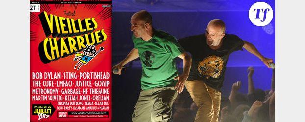 Festival des Vieilles Charrues 2012 : demandez le programme !