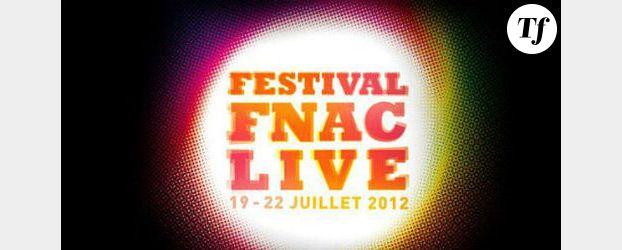 Paris Plage 2012 : programme des concerts du Festival Fnac Live