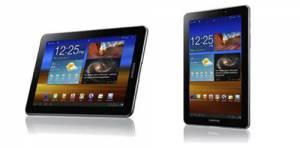 Procès Apple : il n'y aura pas de Samsung Galaxy Tab 7.7 en Europe