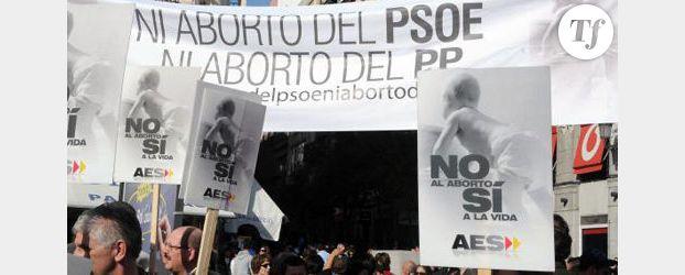 Espagne : la polémique autour de l'avortement s'amplifie