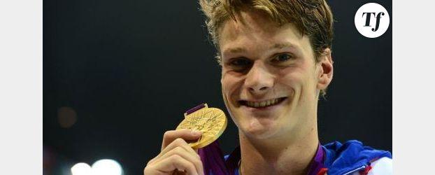 JO Londres 2012 : double médaille d'or pour Yannick Agnel