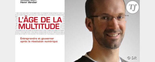 Nicolas Colin, « l'âge de la multitude » : la révolution numérique peut-elle sauver notre économie ?