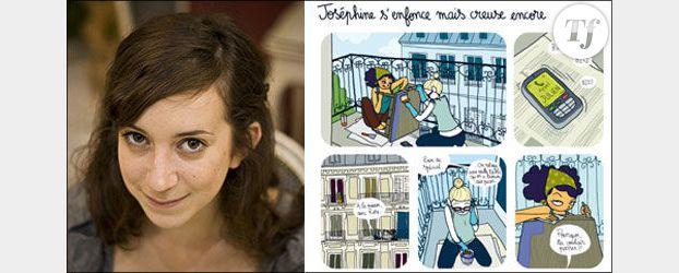 Rencontre avec Pénélope Bagieu, auteure, illustratrice et blogueuse !