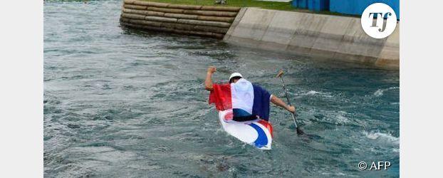 Résultats JO de Londres 2012 : Tony Estanguet, un record français
