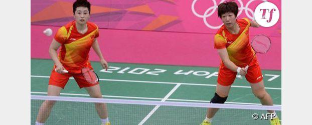 JO de Londres 2012 : huit joueuses de badminton exclues pour triche
