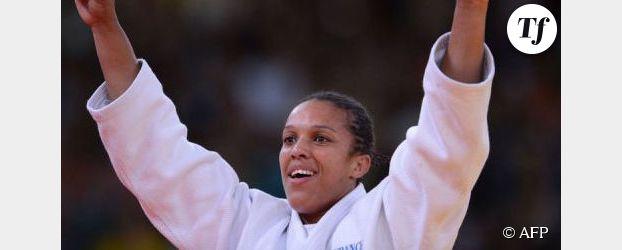 Résultats JO de Londres 2012 : Médaille d'or pour Lucie Décosse, reine des tatamis