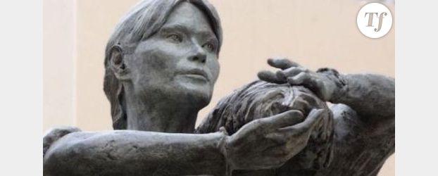 Carla Bruni-Sarkozy : Nogent-sur-Marne accueille la statue de l'ex première Dame - Photo