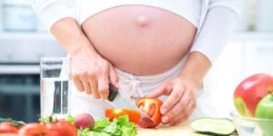 Grossesse et alimentation : plus de choline pour un bébé moins stressé