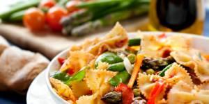 Les internautes préfèrent la gastronomie italienne à la cuisine française