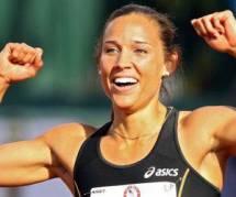 JO de Londres 2012 : Lolo Jones, américaine, athlète et vierge, enflamme Twitter