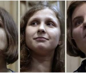 Pussy Riot : un procès « de type stalinien » selon l'une des trois accusées