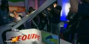 Handball : pourquoi les Experts se sont vengés sur le plateau de l'Equipe TV (vidéo)