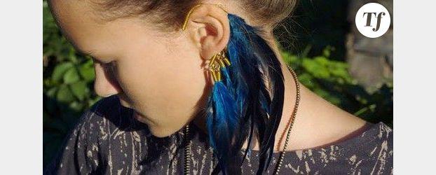 Tendance 2012 : sélection de bijoux d'oreille