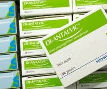 Médicaments dangereux : le Di-Antalvic interdit