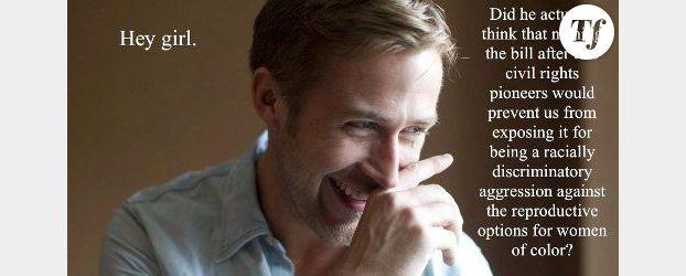 Ryan Gosling érigé en figure féministe dans un livre