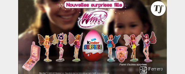 Kinder Surprise pour fille : l'Allemagne féministe dénonce la « pink hystérie »
