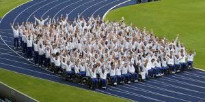 Paralympiques Londres 2012 : la France compte sur 16 médailles d'or