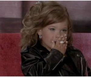 Mini-miss : Destiny, 4 ans et une cigarette au bec pour séduire le jury