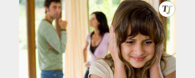 Divorce : les enfants durement touchés