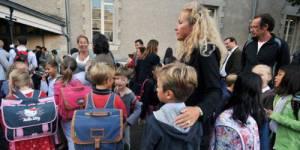 Rentrée scolaire 2012 : premier jour de classe pour 12 millions d'élèves