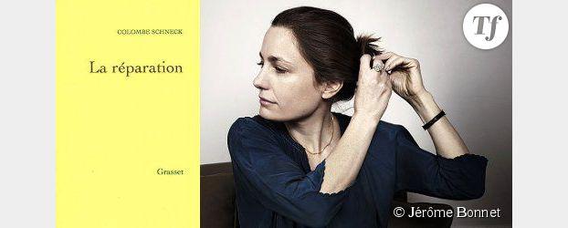 Rentrée littéraire 2012 : Colombe Schneck, « La réparation » (vidéo)