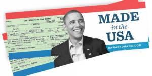 Obamania : les objets les plus insolites de la campagne présidentielle