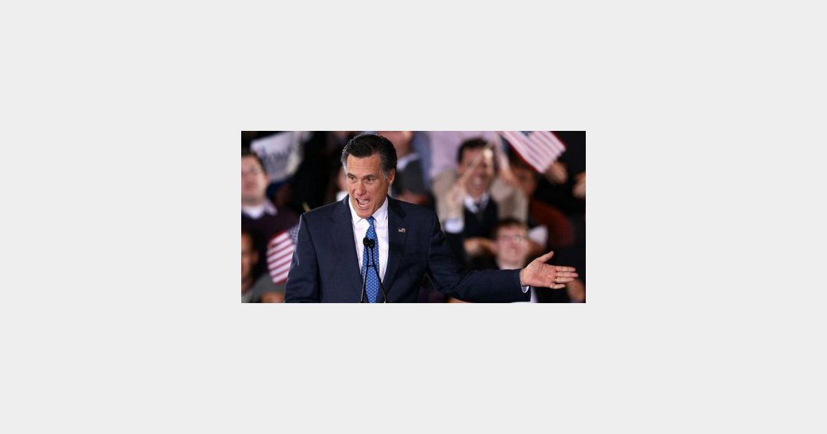 Pr sidentielle am ricaine romney attaque obama sur son for Attaque sur la maison blanche
