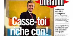 Libération : Bernard Arnault traité de con, l'injure publique peut-elle faire la Une ?
