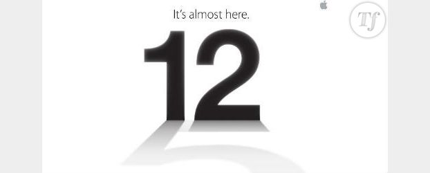 iPhone 5 Keynote : voir en direct live streaming la présentation du 12 septembre
