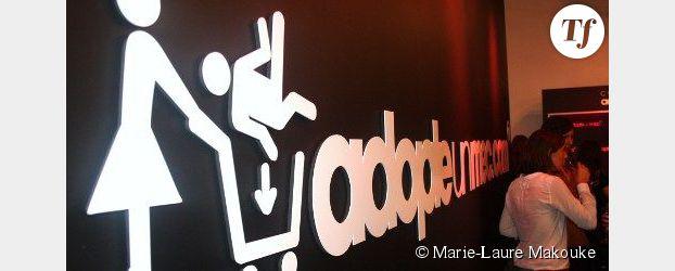 AdopteUnMec.com crée le buzz avec sa boutique parisienne