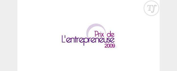 Valérie Martin : entrepreneuse de l'année 2009