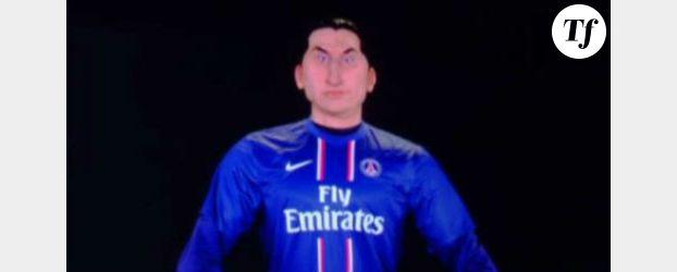 Zlatan Ibrahimovic : la nouvelle star des Guignols de l'info - Vidéo