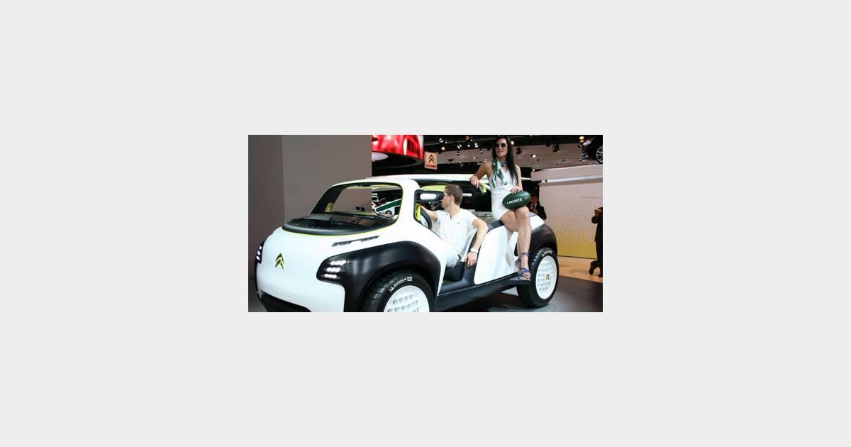 Mondial de lauto 2012 : la voiture tendance est connectée ...
