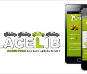 Placelib : l'application qui trouve une place de parking pour vous