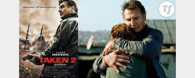 Taken 2 : Liam Neeson, cascades et vidéos