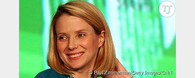 Marissa Mayer : polémique autour du congé maternité éclair de la PDG de Yahoo!