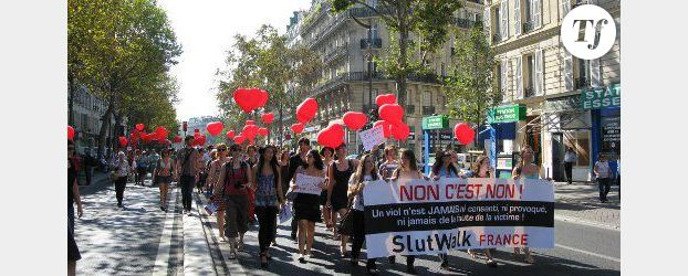 "Slutwalk : lâcher de ""salopes"" à Paris"