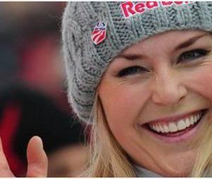 Lindsey Vonn : la championne de ski veut courir avec les garçons