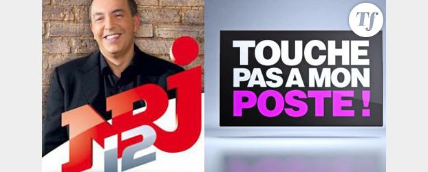 """D8 : """"Touche pas à mon poste"""" : Hanouna et Gad Elmaleh vs. Morandini et Michaël Vendetta"""