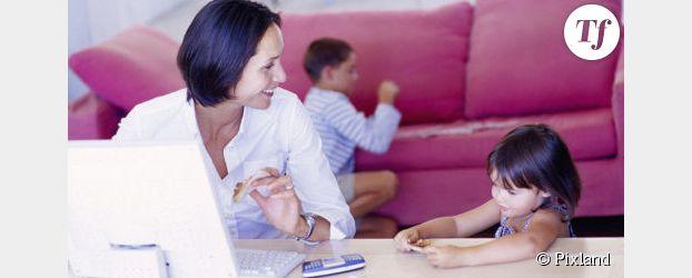 Pour être heureuses au travail, les femmes ont besoin de temps pour leur famille