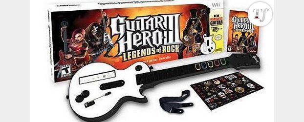 Guitar Hero c'est fini, la production s'arrête